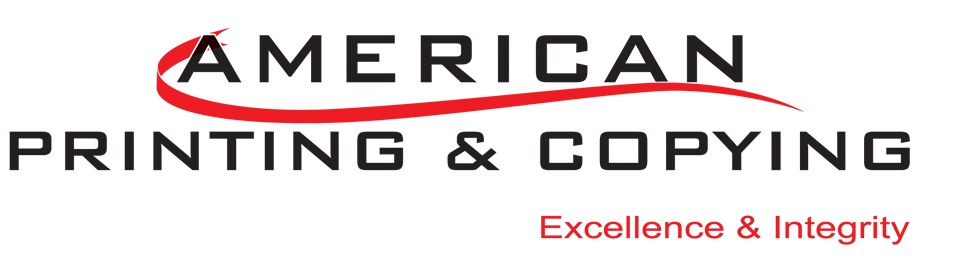American Printing and Copying Colorado Springs, CO - Excellence and Integrity in printing and graphic design